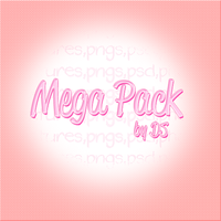 MEGA PACK by serap07