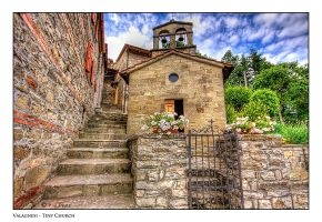 Valagnesi_Tiny Church by Marcello-Paoli