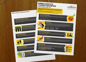 Callbox Best Practices Brochures by taki3