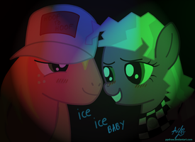 Ice Ice Baby by PPDraw