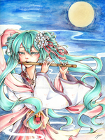 Song for the Moon by Kiyutsuna