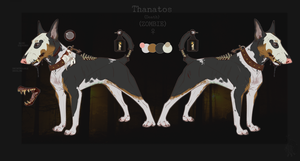 Thanatos by NoteS28