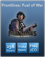 Frontlines: Fuel of War Icon by SacrificialS