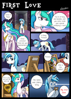 Chapter 26 : First Love. by vavacung