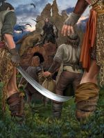 Sword of Destiny. The Bounds of Reason by steamey