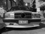 Mercedes b-w by Dedio