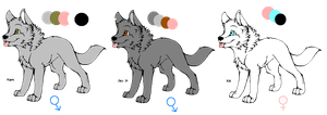 Jays Pups (RP) by xX-Chase-Xx