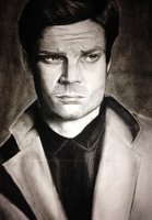 Sebastian Stan by xxMoonwish