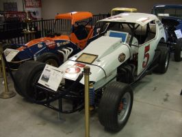 Circa 1970 Modified Dirt Track Car by Aya-Wavedancer