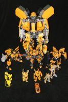 The Bee League by ThunderChildFTC