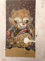 Lil Dude Rocket by MARR-PHEOS