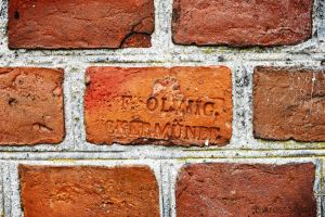 Old bricks by bwanot