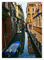 streets of venice 3 by escrimador