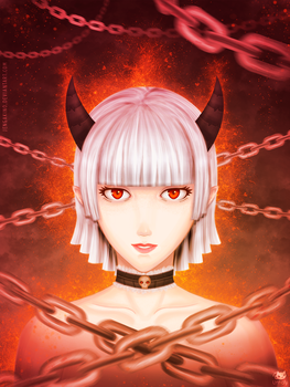 Succubus - Welcome to Hell by JengaKino