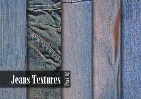 Jeans Textures Pack 02! by Sammali