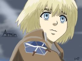~Armin Arlert~ by xXChemical-KittenXx