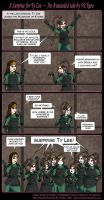 ATLA A Surprise for Ty Lee by vick330