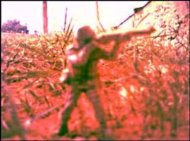 Plastic Soldier In A Miniature Dirt War by TheGerm84