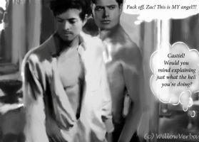 Destiel by WillowVerba