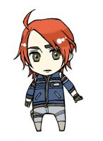 Party Poison Chibi by sole-cucciolo