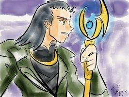 Loki by KnoppGraphics