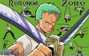 One Piece R.Zoro 0022 by kenseigoku