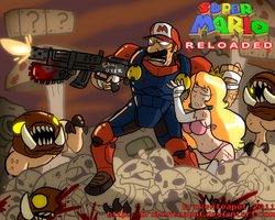 Super Mario RELOADED by BrokenTeapot