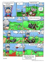 Pokemon trainer 7 ~ page 12 of 12 by MasterPloxy