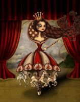 Madame Carousel by dolcebabanne