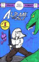 Alraak the Pale by R-gonz