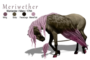 Meriwether Reference by Penhuin