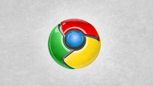 Google Chrome Wallpaper by TomRolfe