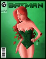 Poison Ivy Cover by Seblecaribou