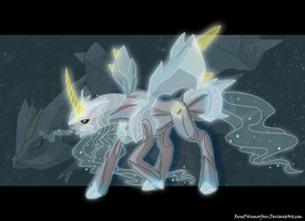 Kyurem Special Version by RenePolumorfous