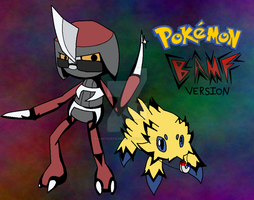Pokemon BAMF Version by PalmTreeFromHell
