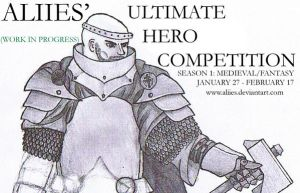 Ultimate Hero Competition by Aliies