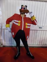 Dr Eggman cosplay - Get a load of this! 2 by ViluVector