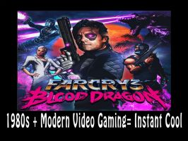 Far Cry 3 Blood Dragon Motivational by MyNameIsArchie