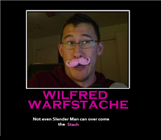Wilfred Warfstache by davidprogamer64