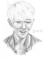 Blonde Onew by Vampiano