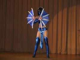 Kitana (Performance) by DieForKawaii