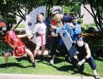 Our Naruto Group by SkyeBD