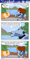My Robot Ride by JoeGPcom