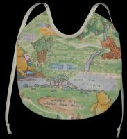 100 Acre Woods - Bottom Bib by UrsulaPatch