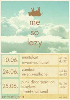 me so lazy by miss-infamous