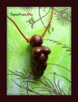 Venus of Willendorf in Red by che4u