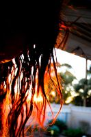 Hair on fire by thexlookingxglass