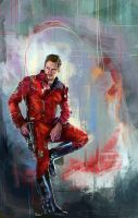 Star-Lord by Namecchan
