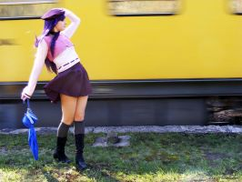 Sola : Miss the Train by Lumis-Mirage