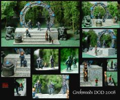 Stargate Themed DOD 2008 by Grekwood